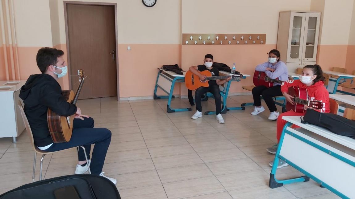 Okulumuz Son Haftasını Sosyal Etkinlikler ile Değerlendirdik